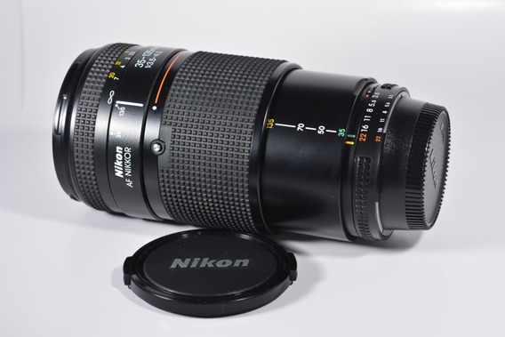 Nikon Nikkor Af Zoom 35-135mm F/3.5 Macro Full Frame Fx/dx