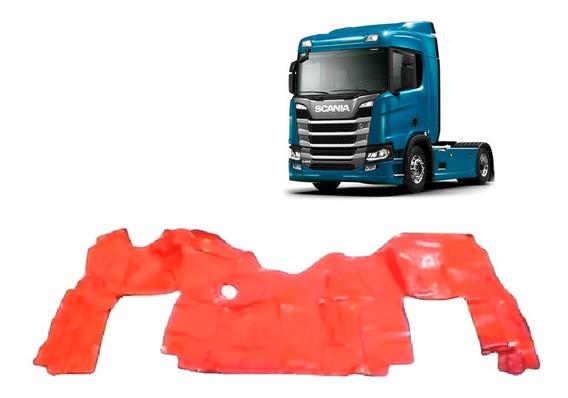 Tapete Verniz Caminhão Scania 114 124 Cabine R 2006...manual