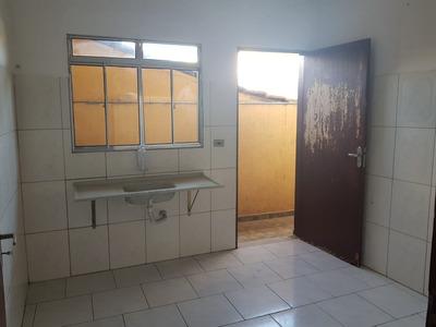 Casa Para Alugar - 4 Cômodos - Itatuba - Embu Das Artes - 271 - 33660244