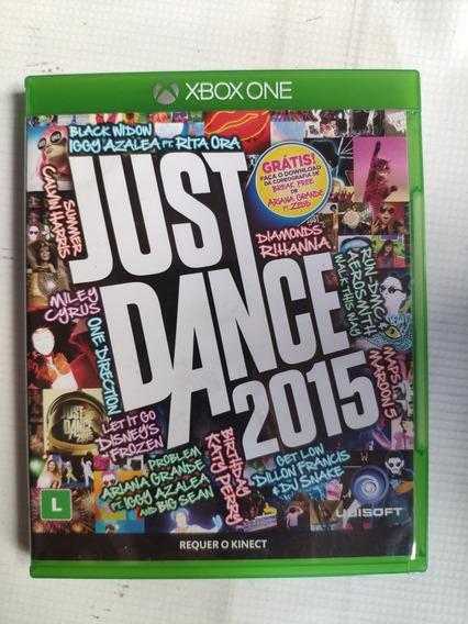 Just Dance Xbox One Midia Física Semi Novo
