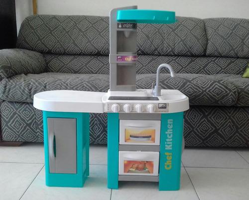 Cocinita Juguete Chef Kitchen