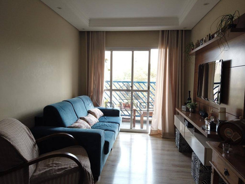 Imagem 1 de 17 de Apartamento Vila Industrial - Campinas Sp. - Ap19200