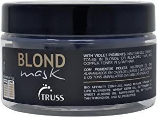 Truss Blond Mask - Hair Mask Treatment For Blonde, Bleached