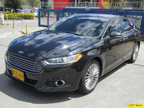 Ford Fusion 2.0 Titanium