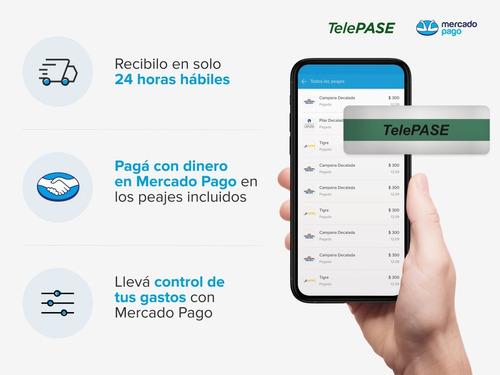 Servicio De Envío Express De Telepase Mercado Pago