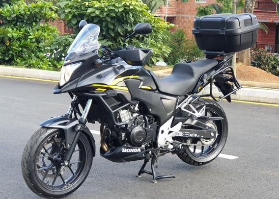 Honda Cb500x Full - Excelente Estado