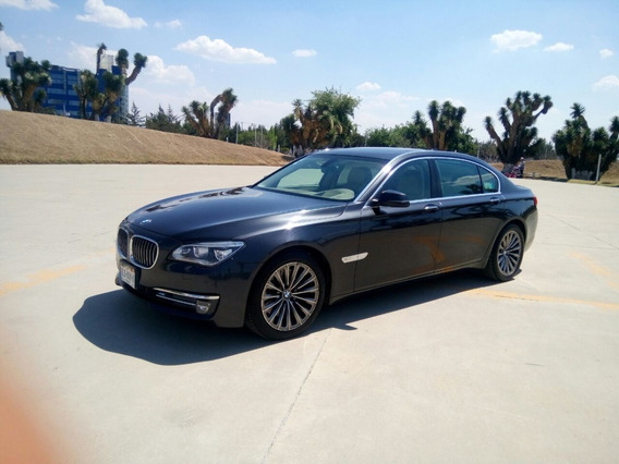 Bmw Serie 7 4.4 750lia At 2014