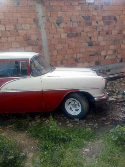 Automovil Pontiac - 1956 Completamente Original