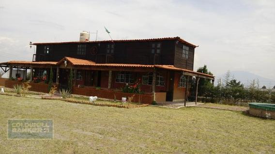 Rancho Hacienda En Venta, Ixtlahuaca, Estado De México