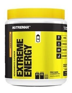 Extreme Energy 560grs Nutre-max Energía Hidratacion