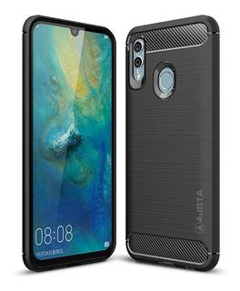 Forro Ajota Fibra De Carbono Huawei P Smart 2019