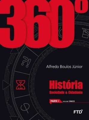 Historia 360 Graus Box Completo Do Aluno Vol. Unico Ed. 2015