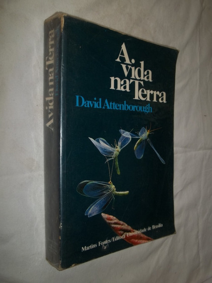 Livro - A Vida Na Terra - David Attenborough
