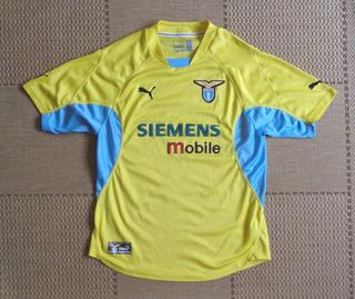 Camisa Original Lazio 2001/2002 Away