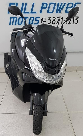 Honda Pcx 150 Preta 2016/16