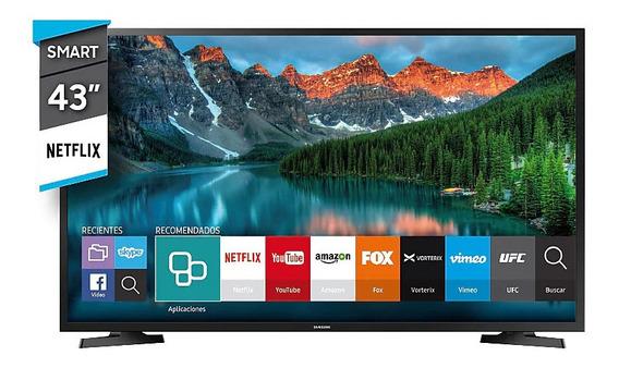 Smart Tv Led 43 Full Hd J5290 Samsung