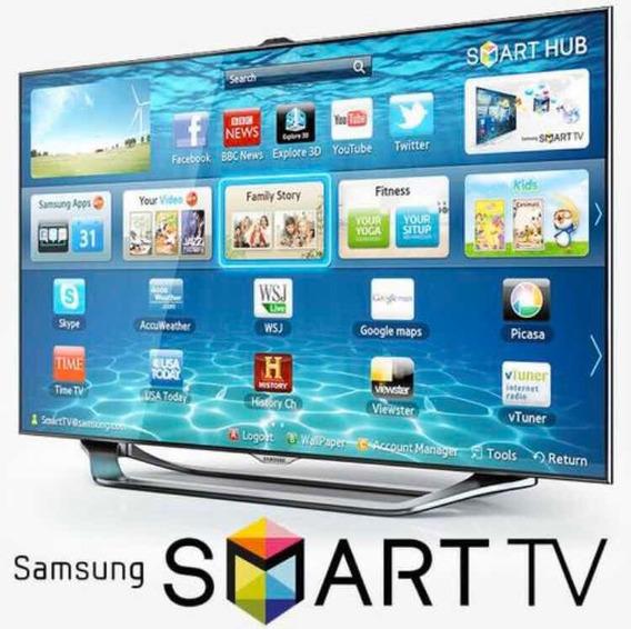 Tv Led Samsung Smart 3d Un46es8000