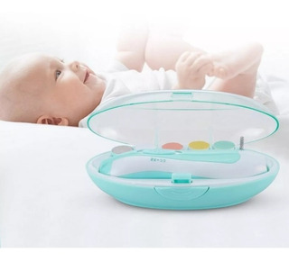 Corta Uñas Pulidor Electrico Para Bebe Bebes - T1806