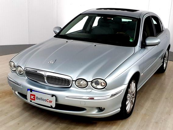 Jaguar X-type 3.0 Se Awd V6 24v Gasolina 4p Automático 2...