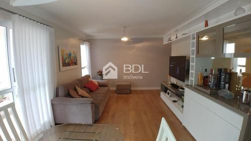 Apartamento À Venda Em Loteamento Residencial Vila Bella - Ap003505