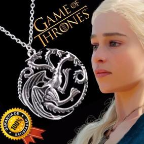 Colar Daenerys Targaryen - Game Of Thrones
