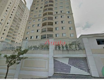 Apartamento Residencial À Venda, Vila Pires, Santo André. - Ap1083