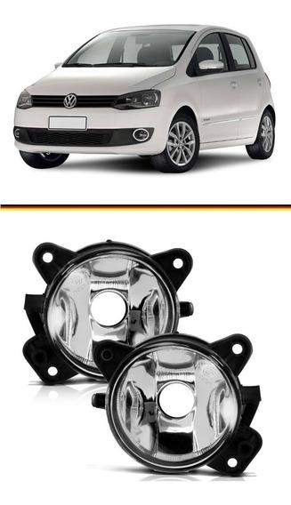 Par Farol Milha Volkswagen Fox 2010/2014 Modelo Original