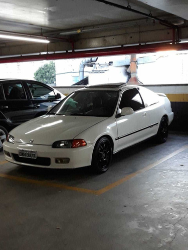 Honda Civic Ex Coupê 1994
