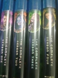 Blu-ray Farscape A Série Completa (importado)