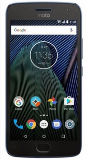 Moto G5 Plus Xt1687 Apenas 1 Chip 4g Lte 5.2 12mp 32 Gb Rom