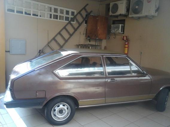 Volksvagen Passat 1979 Monocromático Ls