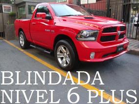 Pickup Ram Rt 2017 4x4 Blindada 6 Plus Blindaje Blindados