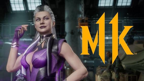 Mortal Kombat 11 Offline Pc Steam + 1 Jogo Brinde
