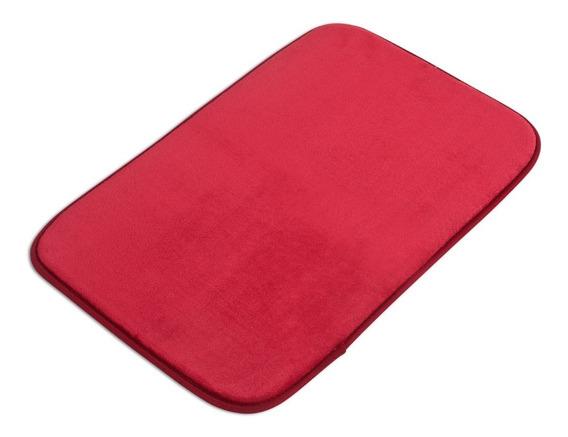 Tapete Banheiro Soft 40x60 Cm Com Memória - Microfibra