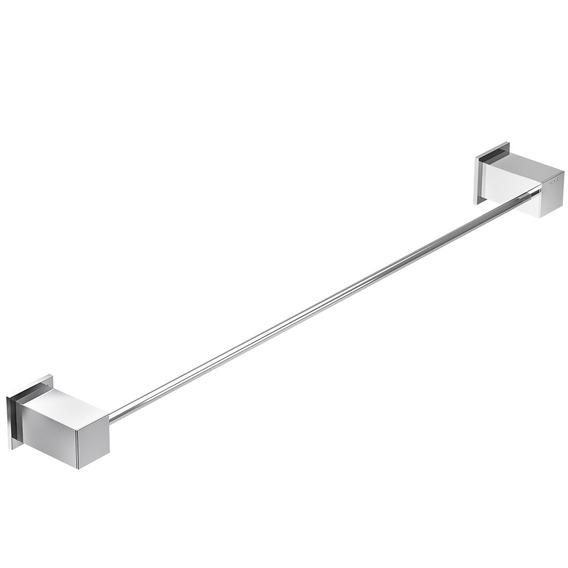 Toalheiro Linear 30cm Cromado Home C37 501 Meber Metais