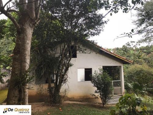 Imagem 1 de 26 de Chácara Em São Paulo Na Zona Sul, Localizada No Jardim Alviverde ( Região Do Solo Sagrado ) - 0846 - 34776896