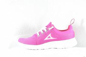 Tenis Para Correr De Mujer Pirma Running Rosa 724