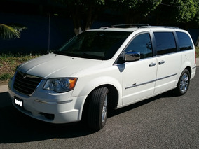 Chrysler Town & Country 4.0 Limited La Mas Equipada