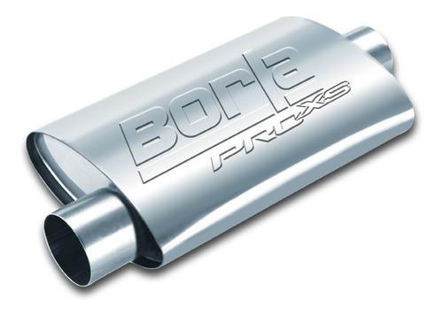 Imagen 1 de 3 de Mofle Resonador Escape Borla Pro-xs 40665  2.5  Lado-centro