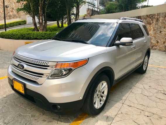 2013 Ford Explorer Limited At 3500cc 4x4 - 72000km