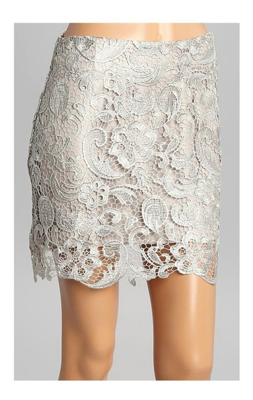 Falda Dama Crochet, May & July, Americana, Talla L