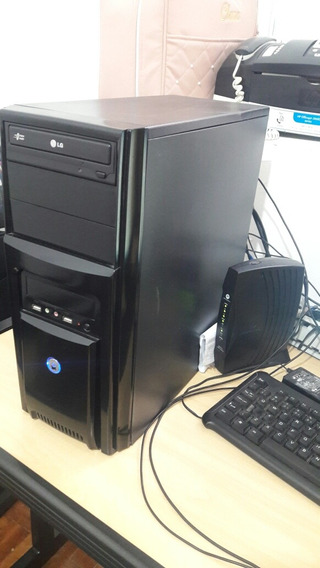Somente Cpu Computador Lg Windows 7 Perfeito Estado Usado