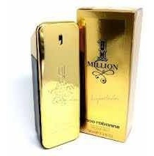 Perfume One Million 100ml Paco Rabanne Original + Brinde
