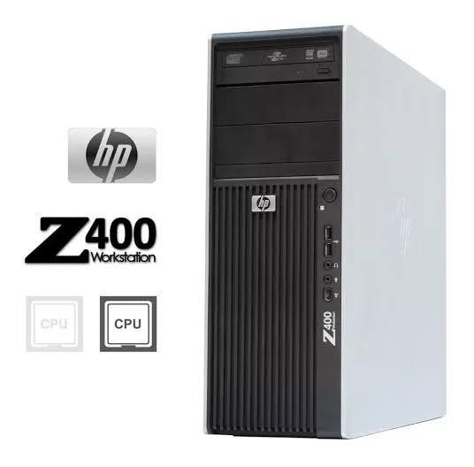 Hp Workstation Z400 Xeon W3565 - 12gb - 1tb - Nvidea