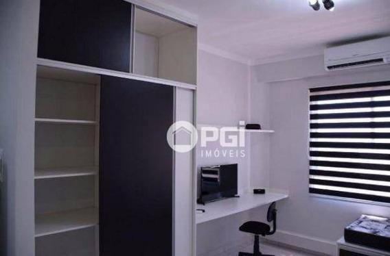 Kitnet Com 1 Dormitório Para Alugar, 22 M² Por R$ 1.000/mês - Iguatemi - Ribeirão Preto/sp - Kn0047