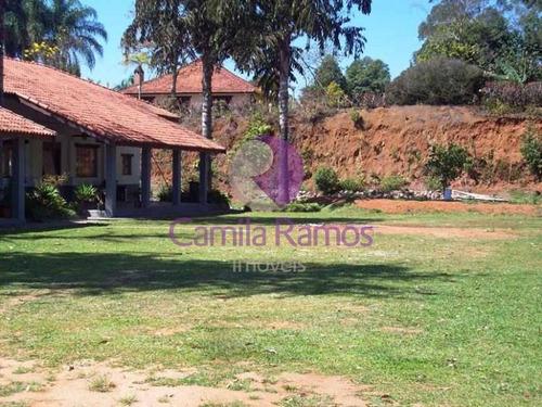 Chácara Residencial À Venda Em  Suzano - Ch0037 - 68322357