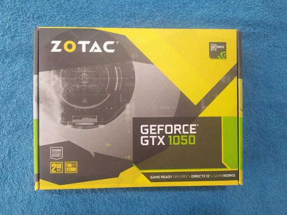 Placa De Video Geforce Gtx 1050 2gb Zotac