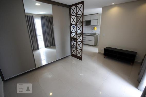 Apartamento Térreo Com 1 Dormitório E 1 Garagem - Id: 892945241 - 245241