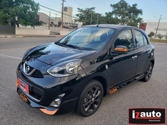 Nissan March Rio2016 1.6 8v