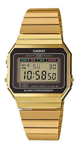Reloj Hombre Casio A700wg-9a Digital Vintage / Lhua Store